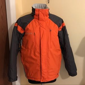 Columbia Hurricane winter coat